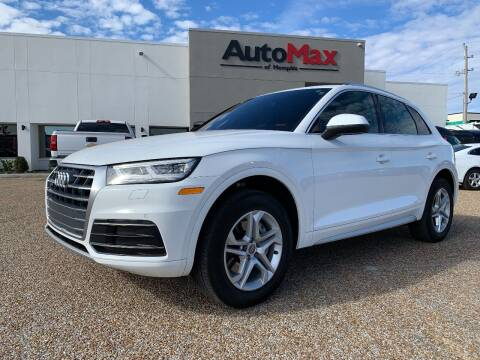 2018 Audi Q5 for sale at AutoMax of Memphis - V Brothers in Memphis TN