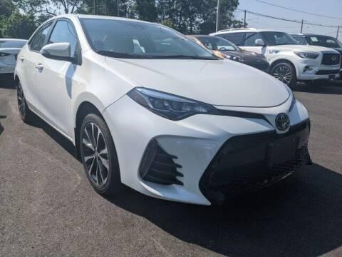 2018 Toyota Corolla for sale at EMG AUTO SALES in Avenel NJ