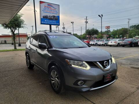2014 Nissan Rogue for sale at Magic Auto Sales in Dallas TX