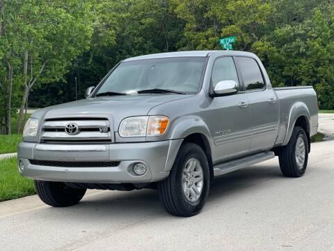 2005 Toyota Tundra for sale at L G AUTO SALES in Boynton Beach FL