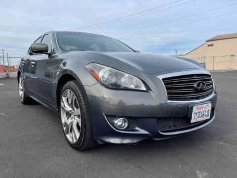 2013 Infiniti M37 for sale at Approved Autos in Sacramento CA