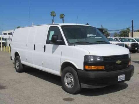 2020 Chevrolet Express Cargo for sale at Atlantis Auto Sales in La Puente CA