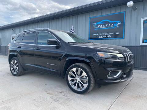 2019 Jeep Cherokee for sale at FAST LANE AUTOS in Spearfish SD