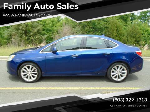 2013 Buick Verano for sale at Family Auto Sales in Rock Hill SC