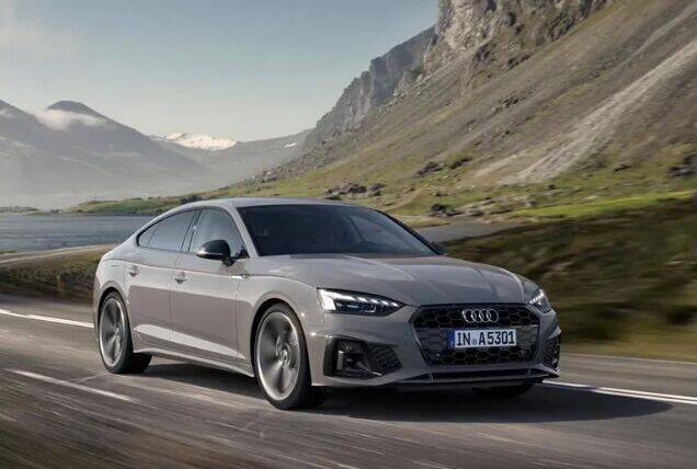 2021 Audi A5 Sportback for sale at Diamante Leasing in Brooklyn NY