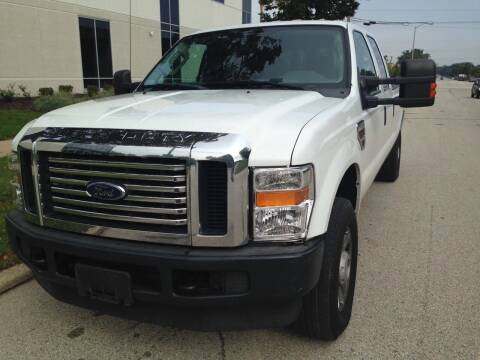 2010 Ford F-250 Super Duty for sale at Scott's Automotive in West Allis WI