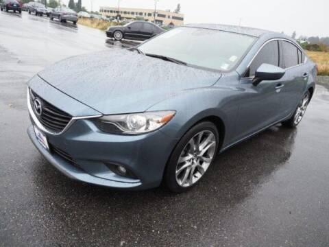 2015 Mazda MAZDA6 for sale at Karmart in Burlington WA