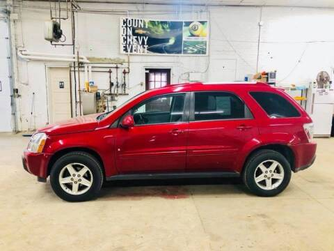 2006 Chevrolet Equinox for sale at Car Corral in Tyler MN