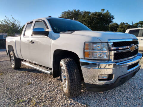 2013 Chevrolet Silverado 2500HD for sale at Empire Automotive Group Inc. in Orlando FL
