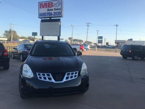 2012 Nissan Rogue for sale at MB Auto Sales in Oklahoma City OK