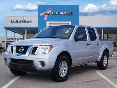 2016 Nissan Frontier for sale at Suburban Chevrolet of Ann Arbor in Ann Arbor MI