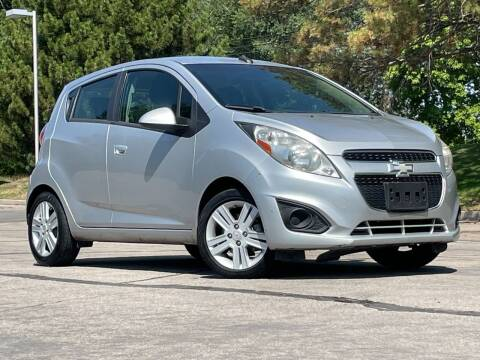 2014 Chevrolet Spark for sale at Used Cars and Trucks For Less in Millcreek UT