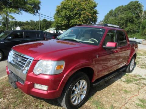 2007 Ford Explorer Sport Trac for sale at Dallas Auto Mart in Dallas GA