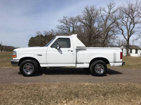1993 Ford F-150 for sale at Riverside Auto Sales in Saint Croix Falls WI
