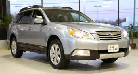 2012 Subaru Outback for sale at Car Culture in Warren OH