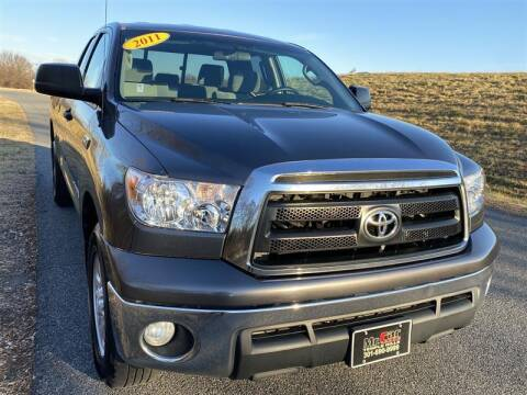 2011 Toyota Tundra for sale at Mr. Car City in Brentwood MD