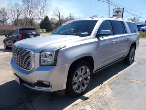 2016 GMC Yukon XL for sale at High Country Motors in Mountain Home AR