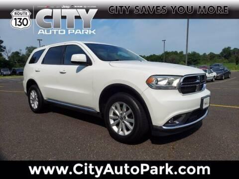 2015 Dodge Durango for sale at City Auto Park in Burlington NJ