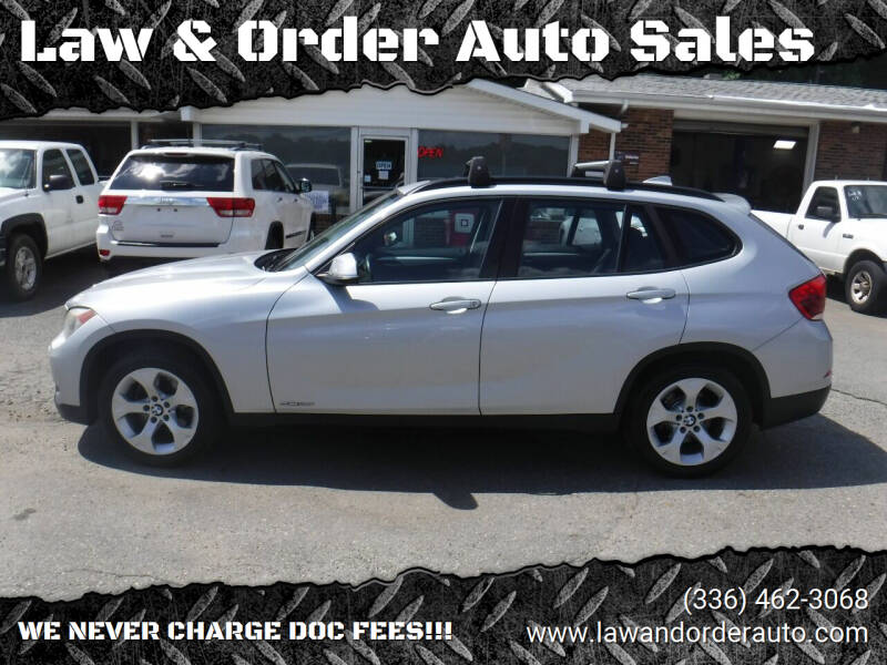 2014 BMW X1 for sale at Law & Order Auto Sales in Pilot Mountain NC