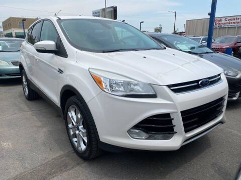 2013 Ford Escape for sale at New Wave Auto Brokers & Sales in Denver CO