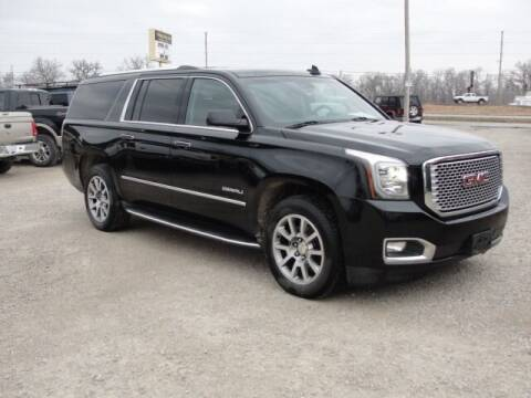2015 GMC Yukon XL for sale at Frieling Auto Sales in Manhattan KS