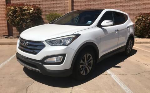 2013 Hyundai Santa Fe Sport for sale at Freedom  Automotive in Sierra Vista AZ