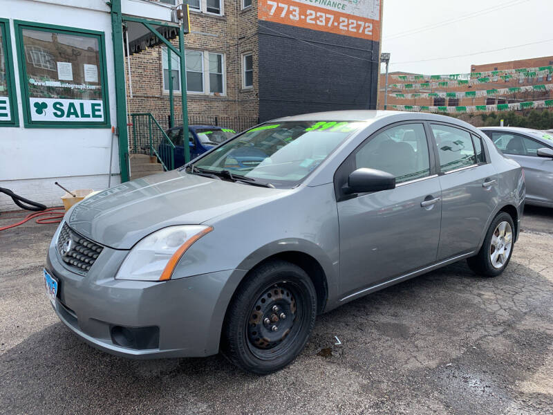 2007 Nissan Sentra for sale at Barnes Auto Group in Chicago IL