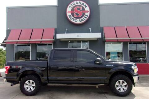 2019 Ford F-150 for sale at Strahan Auto Sales Petal in Petal MS