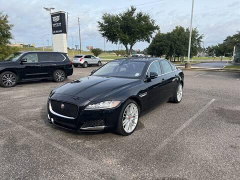 2017 Jaguar XF for sale at JOE BULLARD USED CARS in Mobile AL