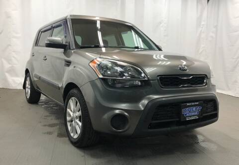 2013 Kia Soul for sale at Direct Auto Sales in Philadelphia PA
