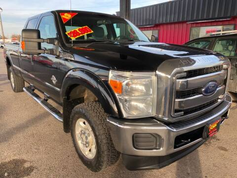 2013 Ford F-350 Super Duty for sale at Top Line Auto Sales in Idaho Falls ID
