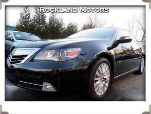 2012 Acura RL for sale at Rockland Automall - Rockland Motors in West Nyack NY