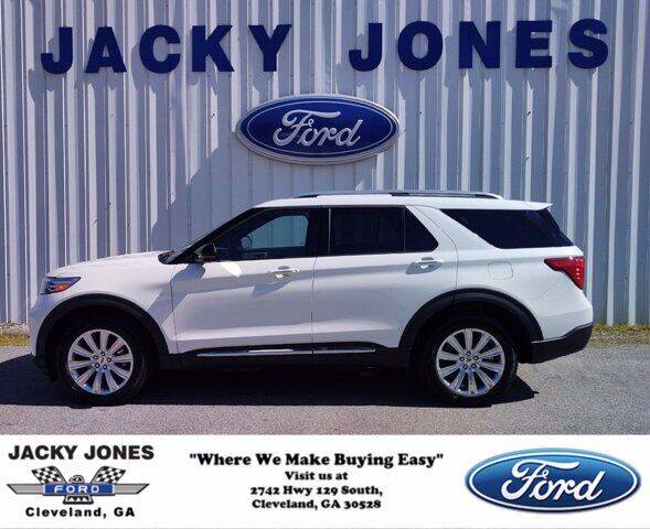 2020 Ford Explorer Hybrid for sale in Cleveland, GA