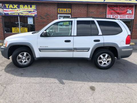 2008 Isuzu Ascender for sale at Atlas Cars Inc. in Radcliff KY