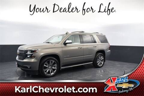 2017 Chevrolet Tahoe for sale at Karl Pre-Owned in Glidden IA