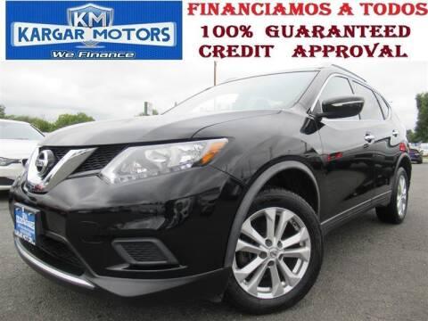2015 Nissan Rogue for sale at Kargar Motors of Manassas in Manassas VA