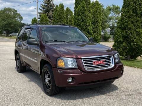 2006 GMC Envoy for sale at Betten Baker Preowned Center in Twin Lake MI