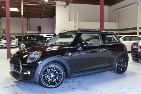 2019 MINI Hardtop 2 Door for sale at SELECT MOTORS in San Mateo CA