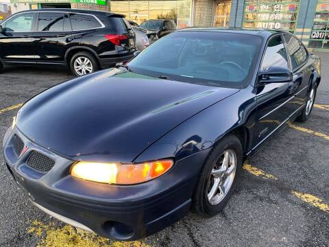 2002 Pontiac Grand Prix for sale at MFT Auction in Lodi NJ