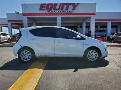 2015 Toyota Prius c for sale at EQUITY AUTO CENTER in Phoenix AZ