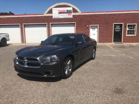 2013 Dodge Charger for sale at Family Auto Finance OKC LLC in Oklahoma City OK