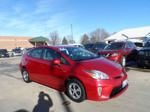 2014 Toyota Prius for sale at America Auto Inc in South Sioux City NE