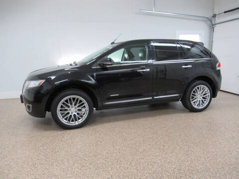 2013 Lincoln MKX for sale at HTS Auto Sales in Hudsonville MI