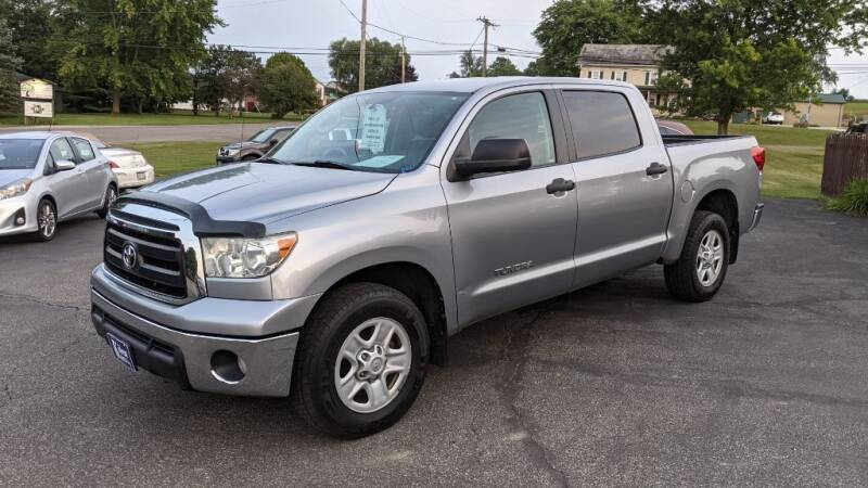 2011 Toyota Tundra for sale at Kidron Kars INC in Orrville OH