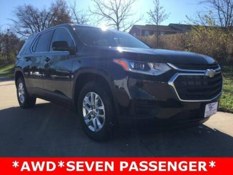 2021 Chevrolet Traverse for sale at MODERN AUTO CO in Washington MO