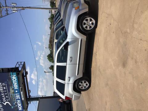 2008 Jeep Grand Cherokee for sale at 4 B CAR CORNER in Anadarko OK