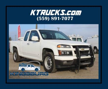 2009 Chevrolet Colorado for sale at Kingsburg Truck Center in Kingsburg CA