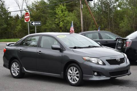 2009 Toyota Corolla for sale at GREENPORT AUTO in Hudson NY