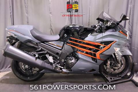 2018 Kawasaki Ninja ZX-14R ABS SE for sale at Powersports of Palm Beach in Hollywood FL