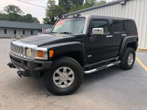 2006 HUMMER H3 for sale at El Camino Auto Sales Gainesville in Gainesville GA